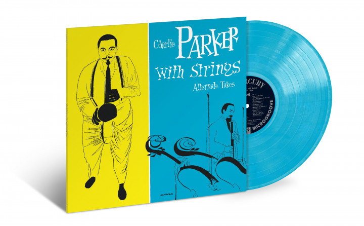 Charlie Parker with Strings RSD 2019