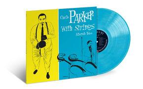 JazzEcho-Plattenteller, Parker in Blue – Rarität zum Record Store Day