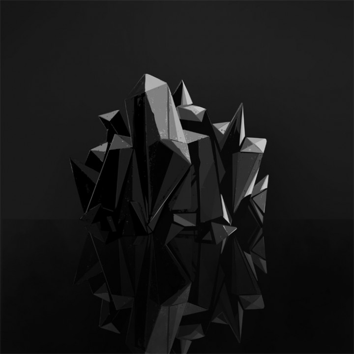 Bülow - Crystalline EP Cover High Res
