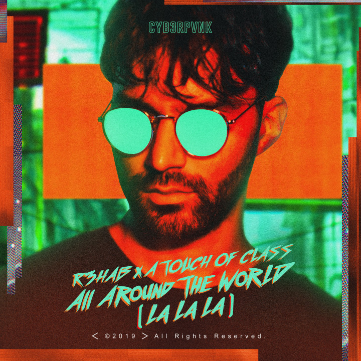 R3HAB Cover All Around The World