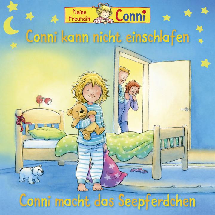 02: Conni kann nicht einschlafen / Conni macht das Seepferdchen (neu)