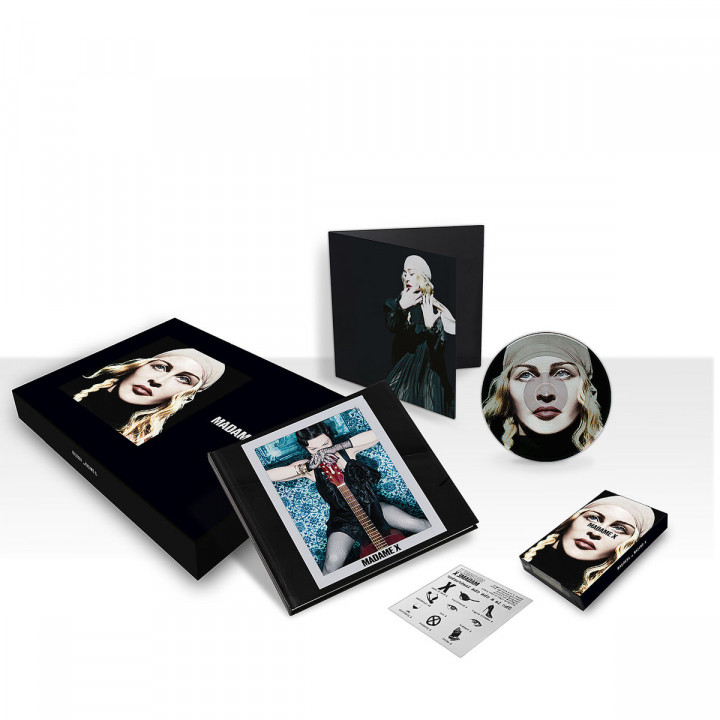 Madame X (Ltd. Deluxe Box Set)