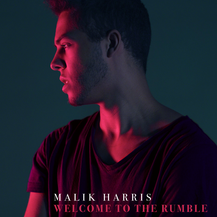 Malik Harris_Welcome To The Rumble Cover