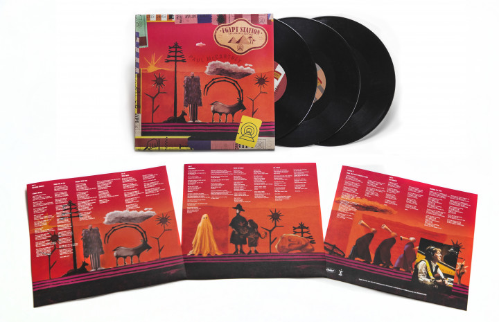 Paul McCartney Egypt Station Explorer's Edition LP