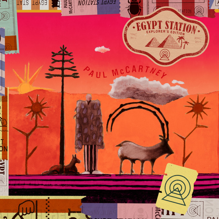 Paul McCartney Egypt Station Explorer's Edition CD