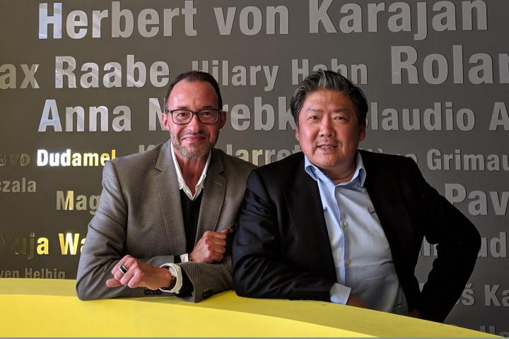 Holger Wemhoff, Long Yu