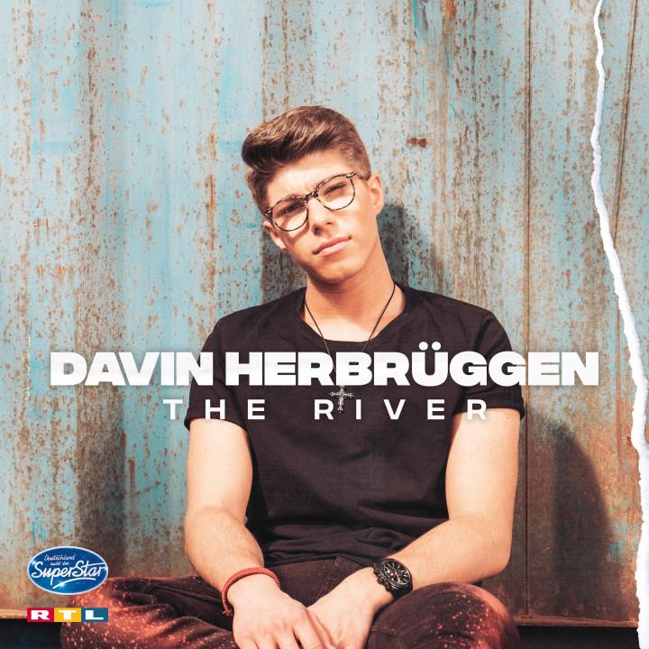 Davin Herbrüggen - COVER_The River
