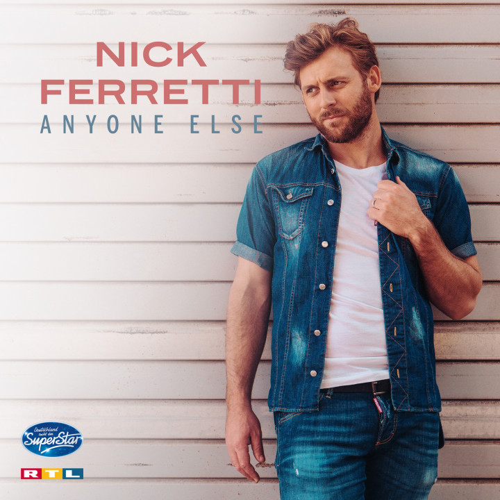 Nick Ferretti - COVER_Anyone Else