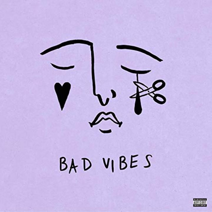 K.Flay Bad Habits Cover