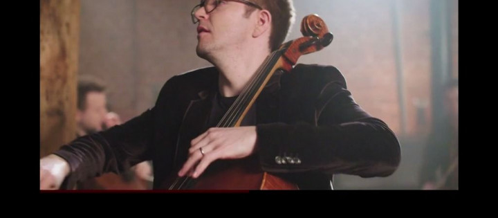 Bach: Cello Suite No. 6 in D-Dur, BWV 1012, 6. Gigue - Recomposed by Peter Gregson