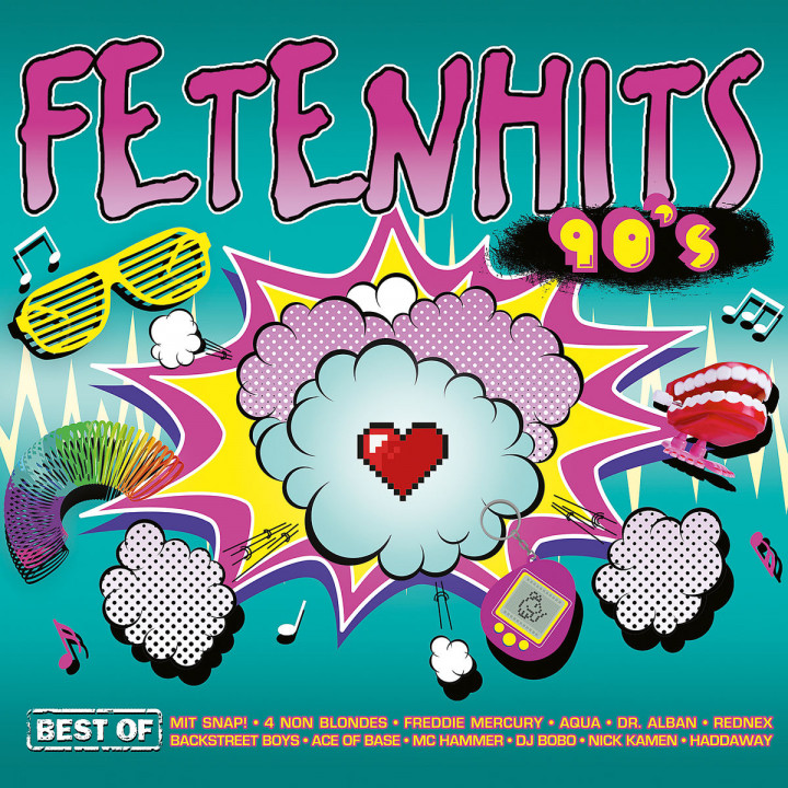 Fetenhits 90's - Best Of