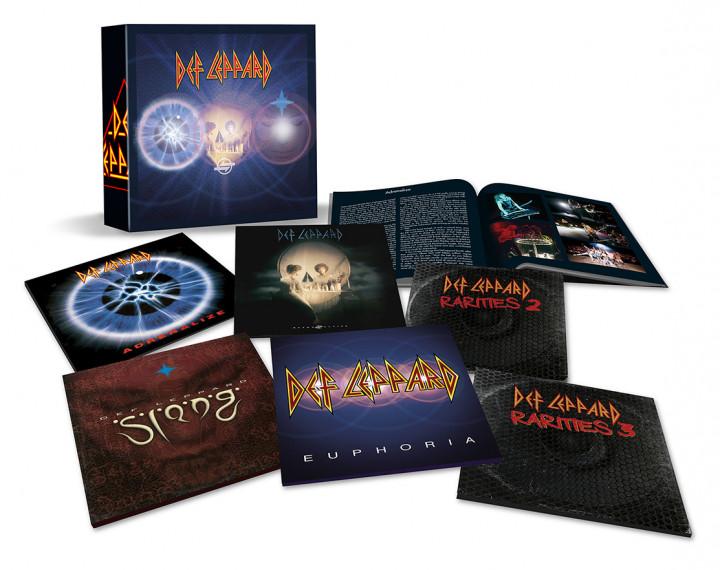 Def Leppard Volume Two Vinyl
