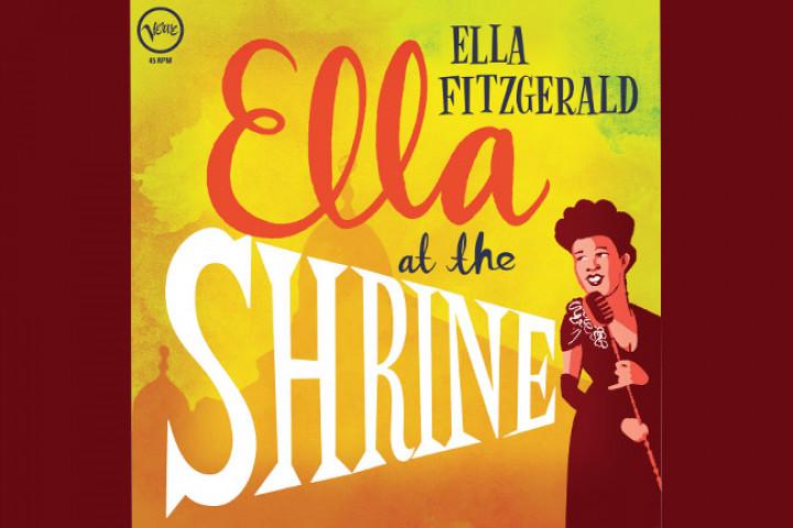 Ella Fitzgerald - Ella At The Shrine
