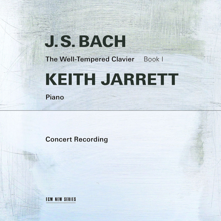 J.S. Bach: The Well-Tempered Clavier, Book I