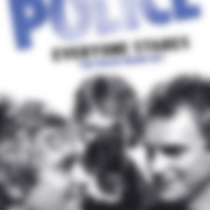 Everyone Stares - The Police Inside Out (DVD)