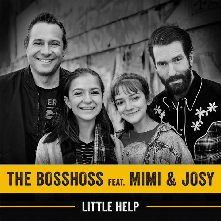 The BossHoss feat. Mimi & Josy - Little Help Cover