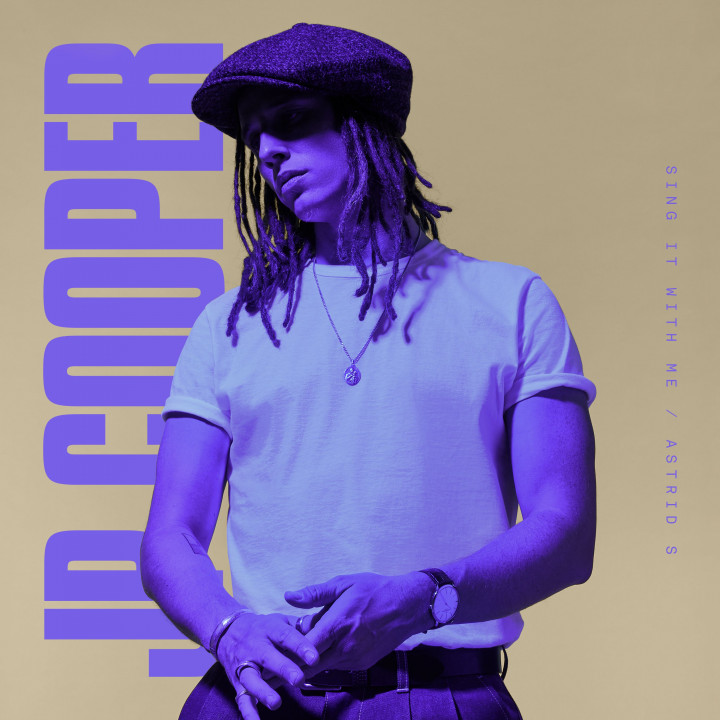 JP Cooper Sing It With Me Cover