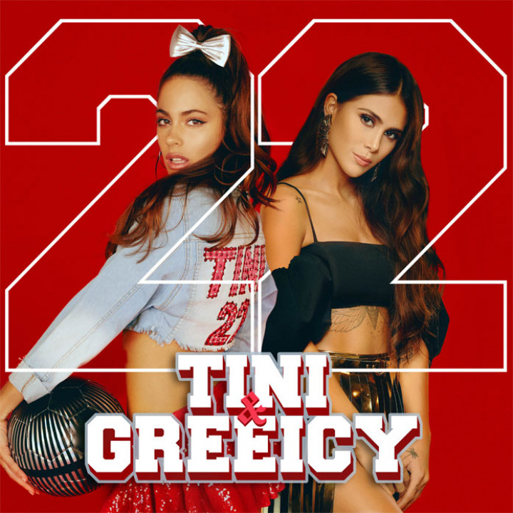 Tini & Greeicy 22 Cover