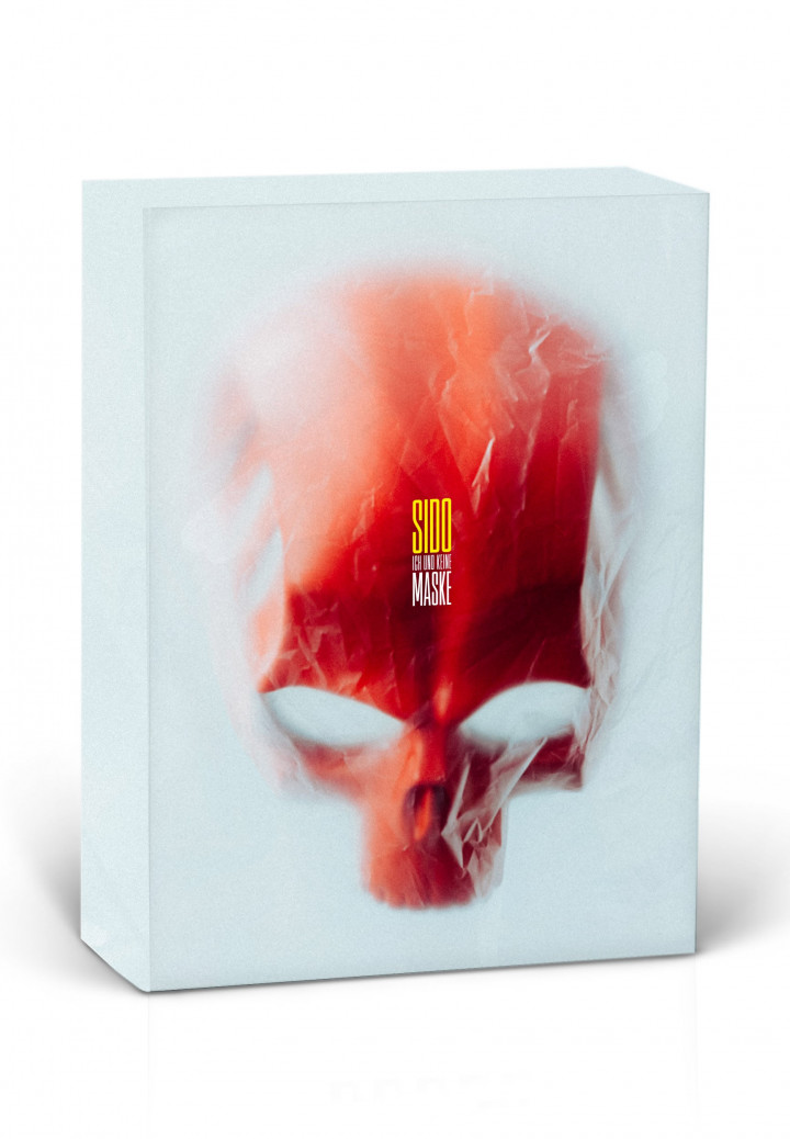 Sido Ich & keine Maske Box