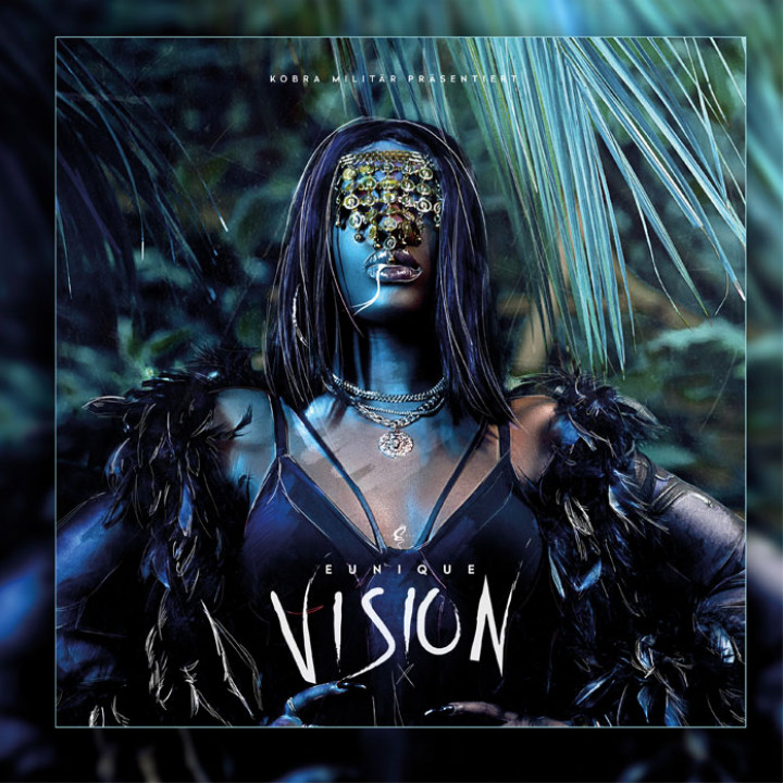 VISION Eunique Cover