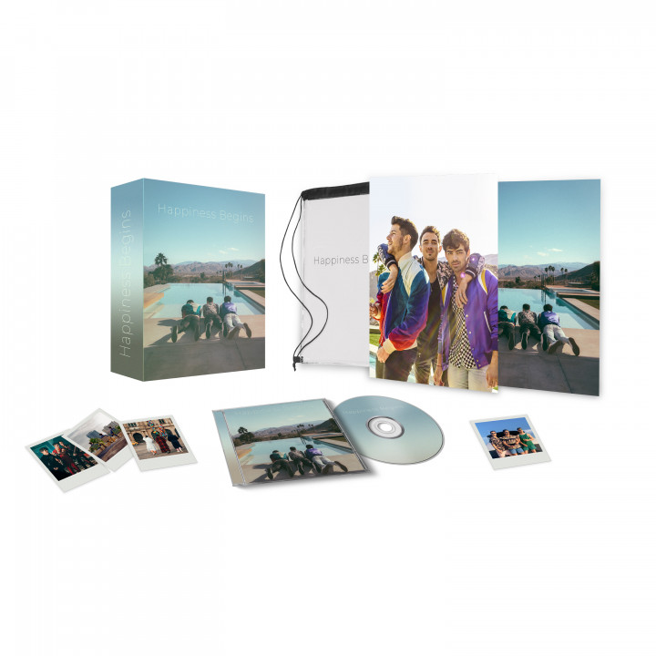 "Jonas Brothers ""Happiness Begins"" Fanbox"