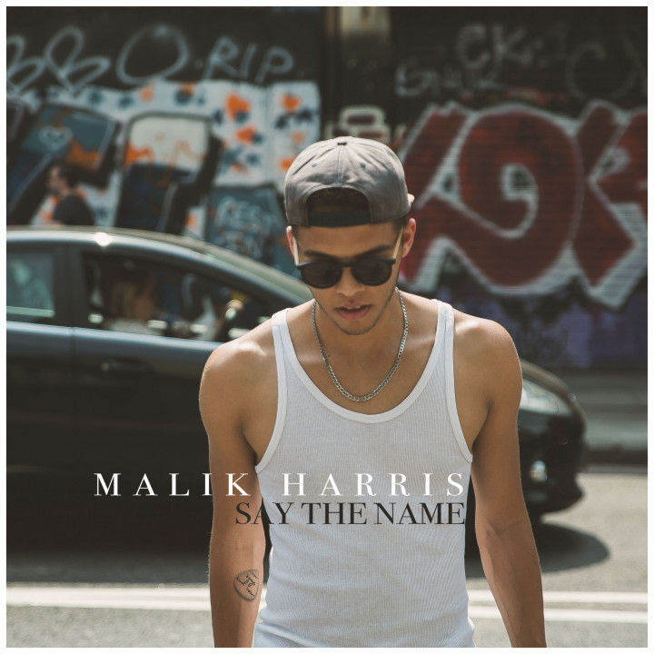 Malik Harris_COVER Say The Name