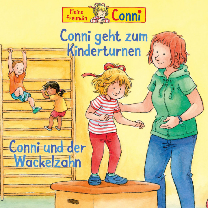 01: Conni geht zum Kinderturnen / Wackelzahn