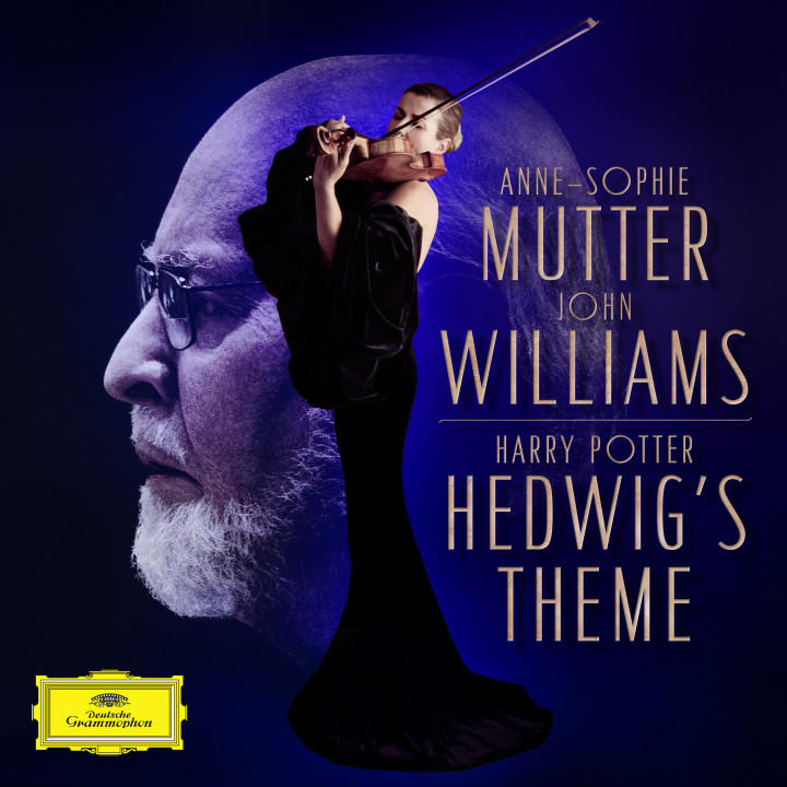 Anne-Sophie Mutter Hedwig's Theme