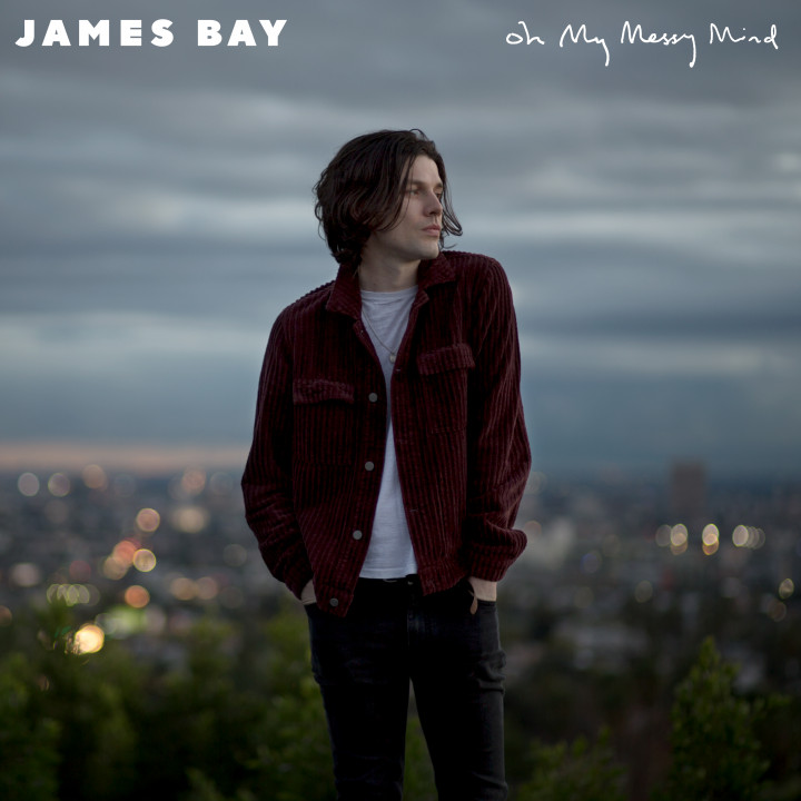 James Bay Oh My Messy Mind Cover