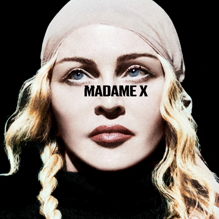 Madame X Cover