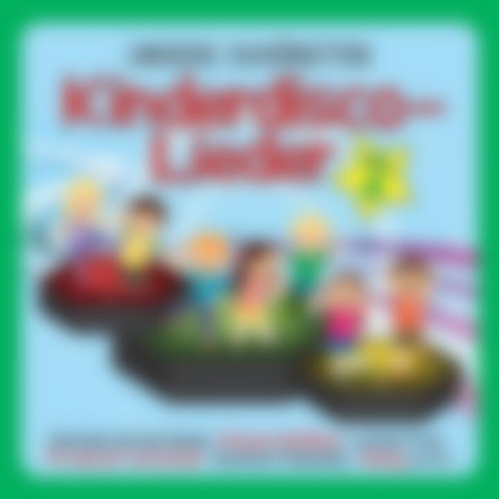 Unsere schönsten Kinderdisco-Lieder, Vol. 4