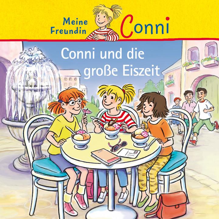 39: Conni und die große Eiszeit (Cover)