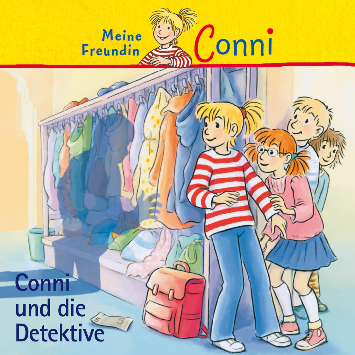 33: Conni und die Detektive (Cover)