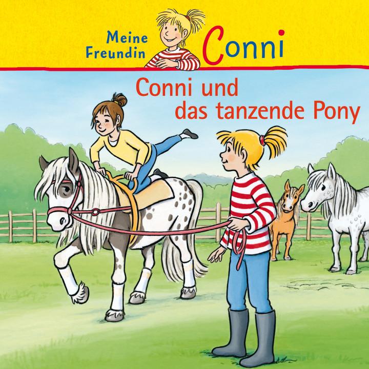 28: Conni und das tanzende Pony (Cover)