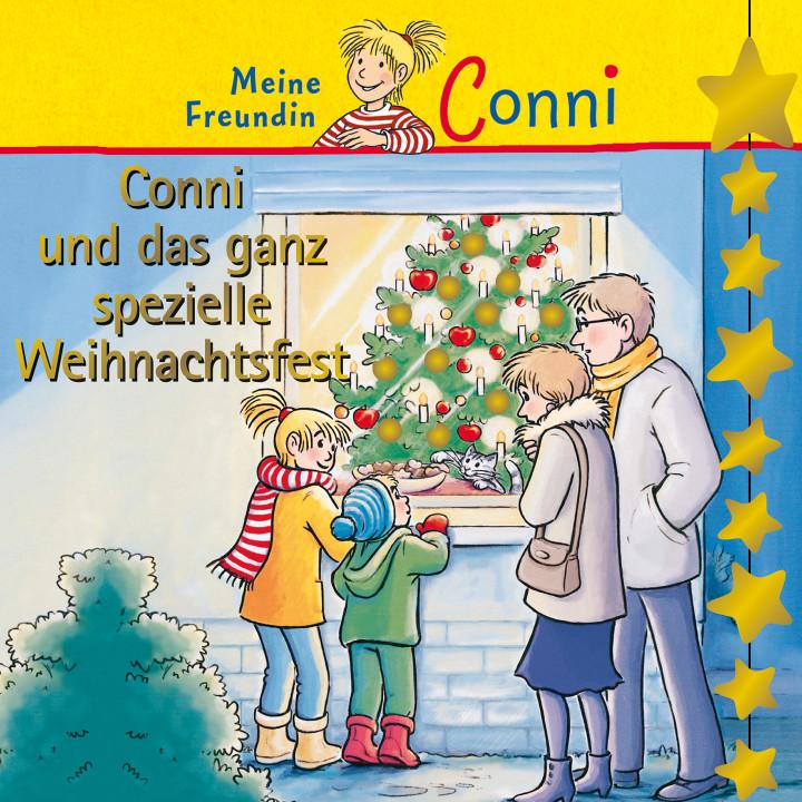 23: Conni und das ganz spezielle Weihnachtsfest (Cover)