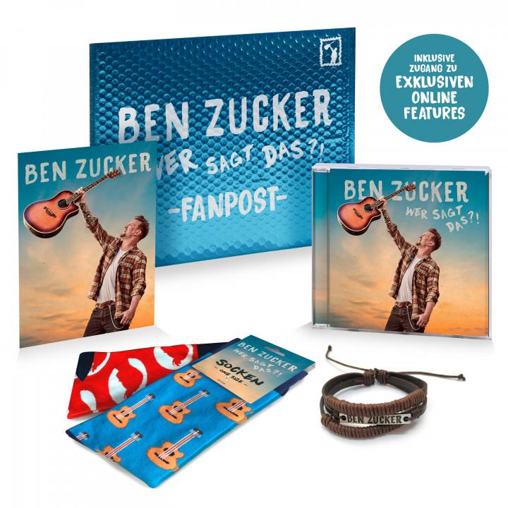 Ben Zucker Fanpost Edition Inhalte