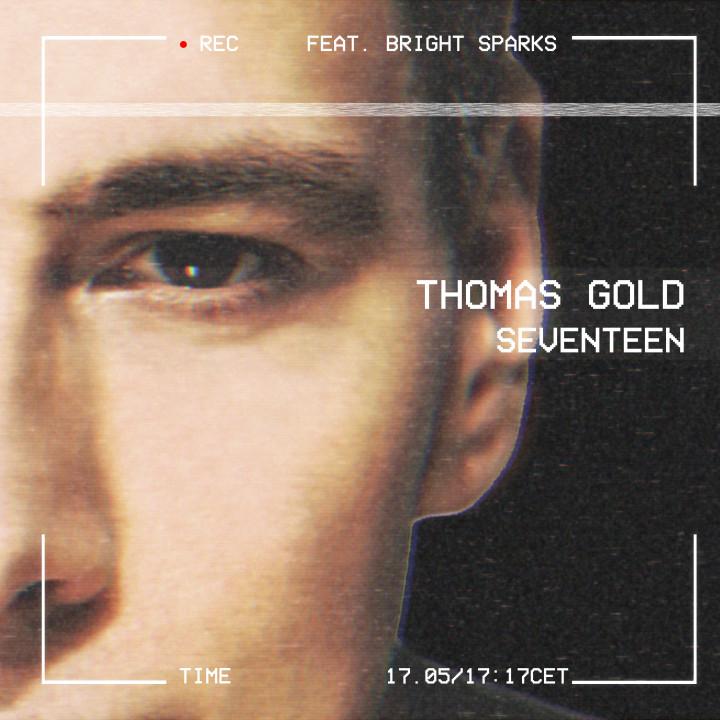 Thomas Gold Seventeen Cover