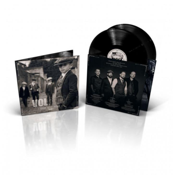 Volbeat Rewind Replay Rebound Vinyl