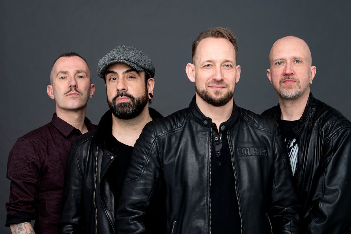 Volbeat Pressefoto 2019
