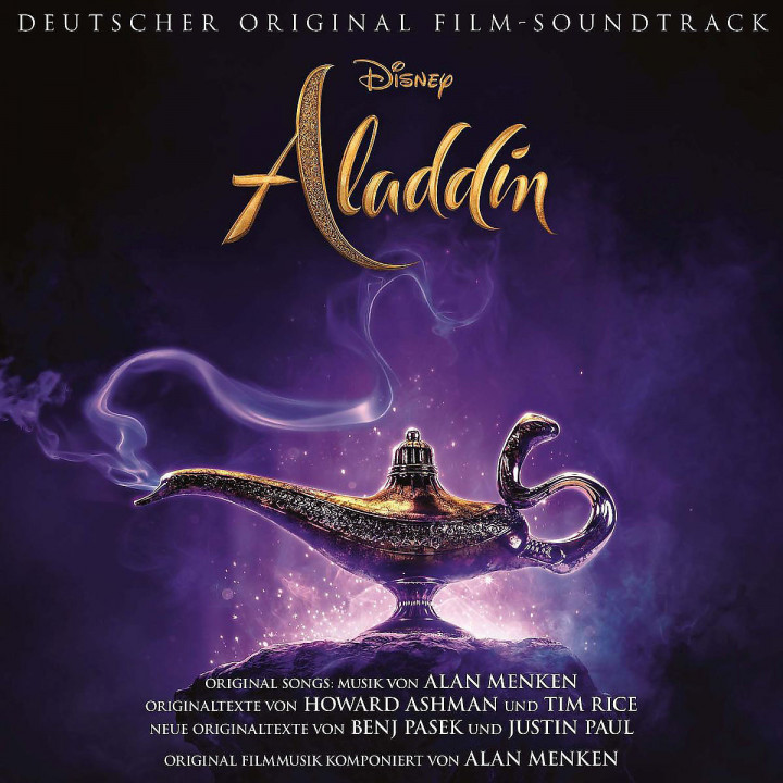 Aladdin (Deutscher Original Film-Soundtrack)