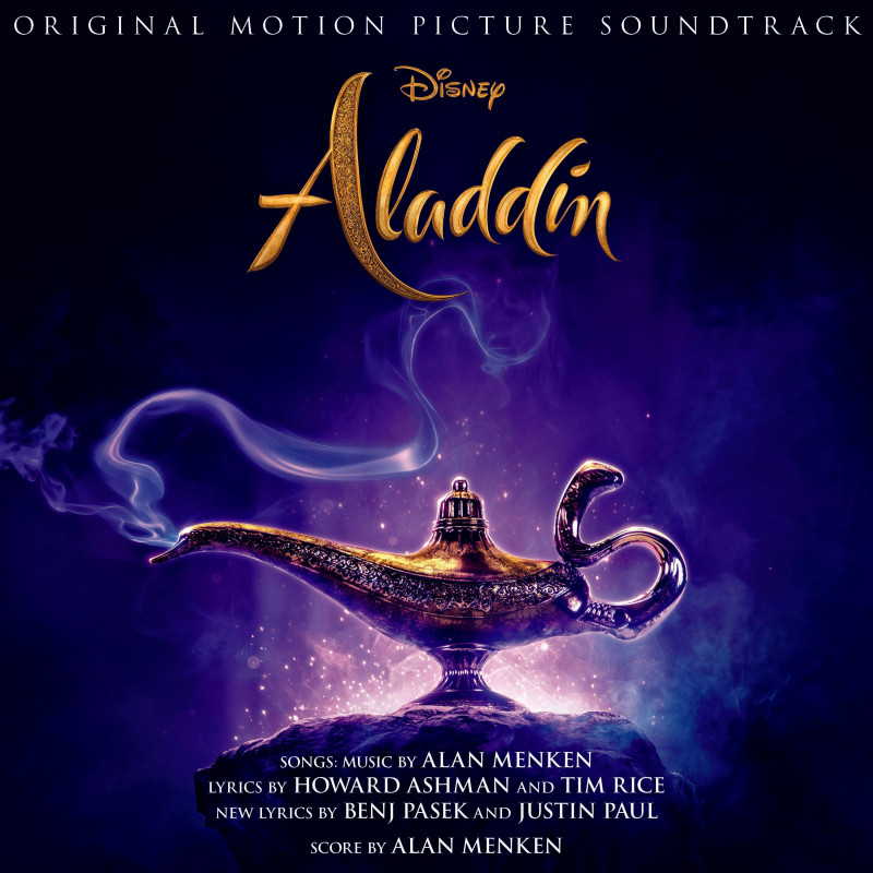 Aladdin (Original Soundtrack) (Int. Version)