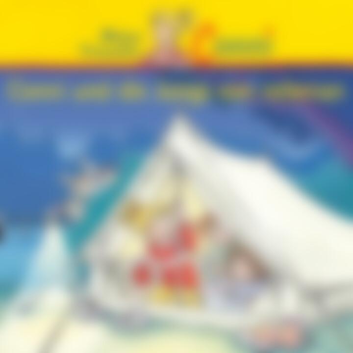 22: Conni und die Jungs von nebenan (Cover)