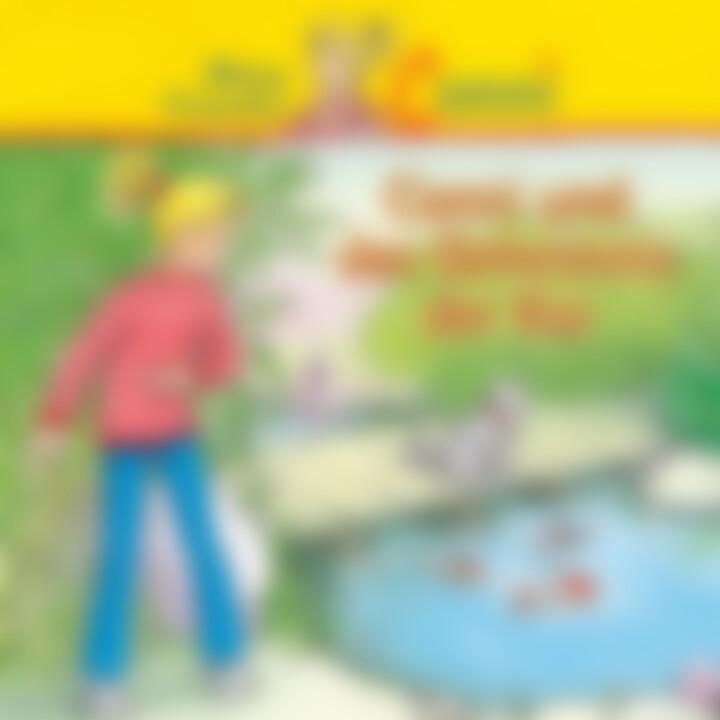 20: Conni und das Geheimnis der Koi (Cover)