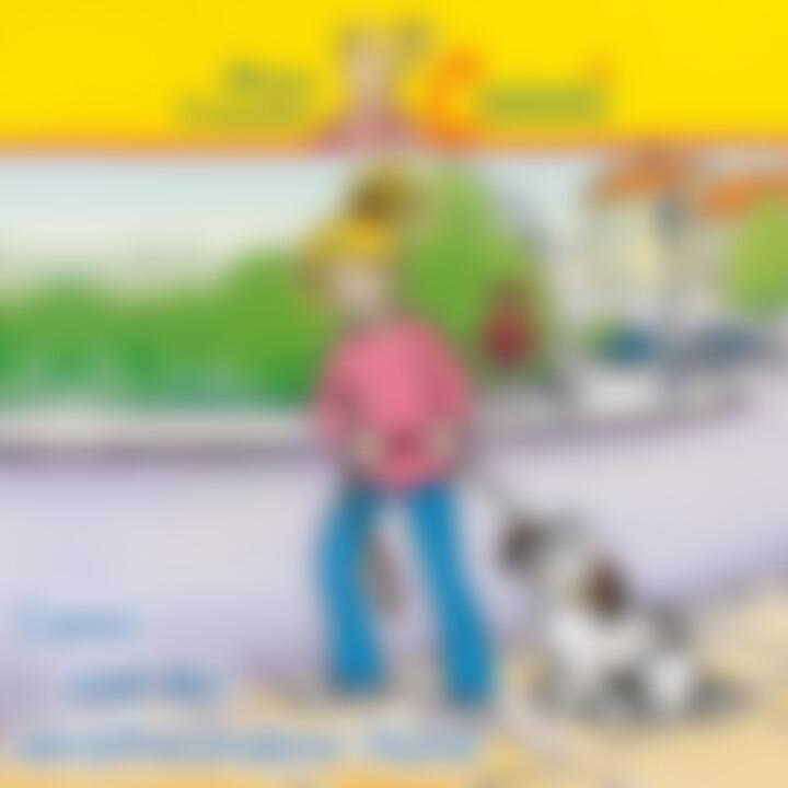17: Conni und der verschwundene Hund (Cover)
