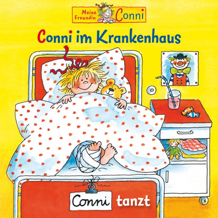 09: Conni im Krankenhaus / Conni tanzt (Cover)