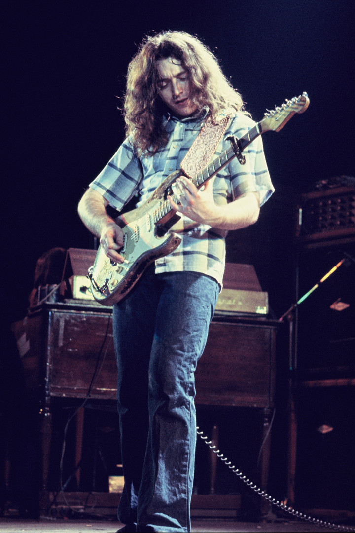 Rory Gallagher Live At Hammersmith