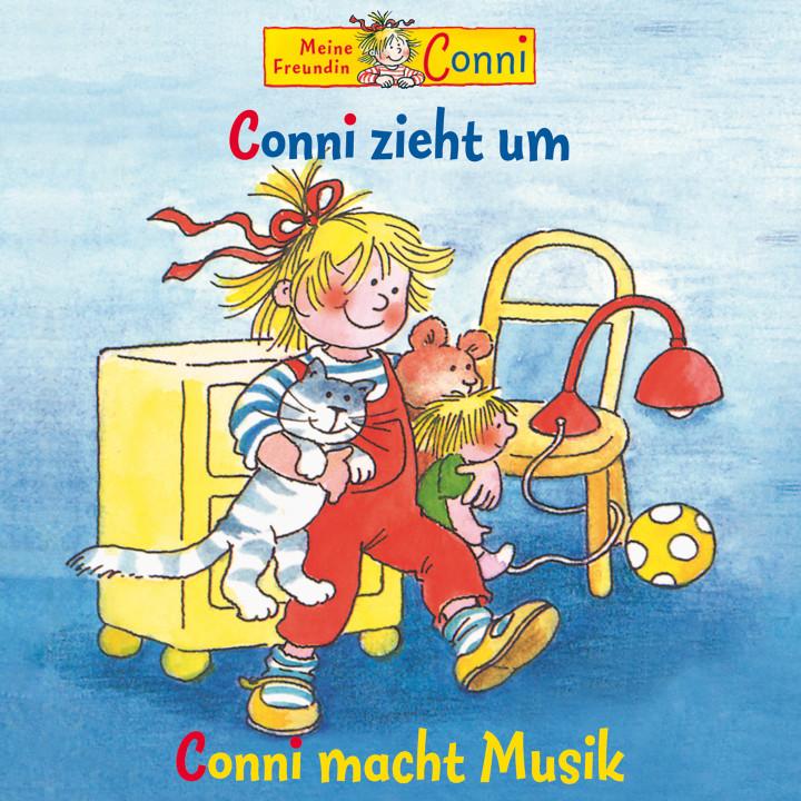 07: Conni zieht um / Conni macht Musik (Cover)