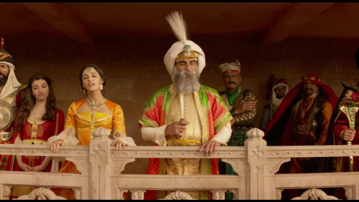 Aladdin Trailer - Prince Ali Song