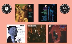 JazzEcho-Plattenteller, Vitales Vinyl - Verve- und Impulse!-Klassiker auf LP, vierter Teil