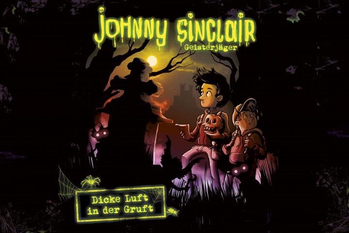 06: Johnny Sinclair Dicke Luft in der Gruft Teil 3 von 3